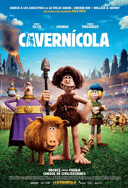 Early Man (Cavernícola) (2018) 720p y 1080p WEBRip mkv Dual Audio AC3 5.1 ch