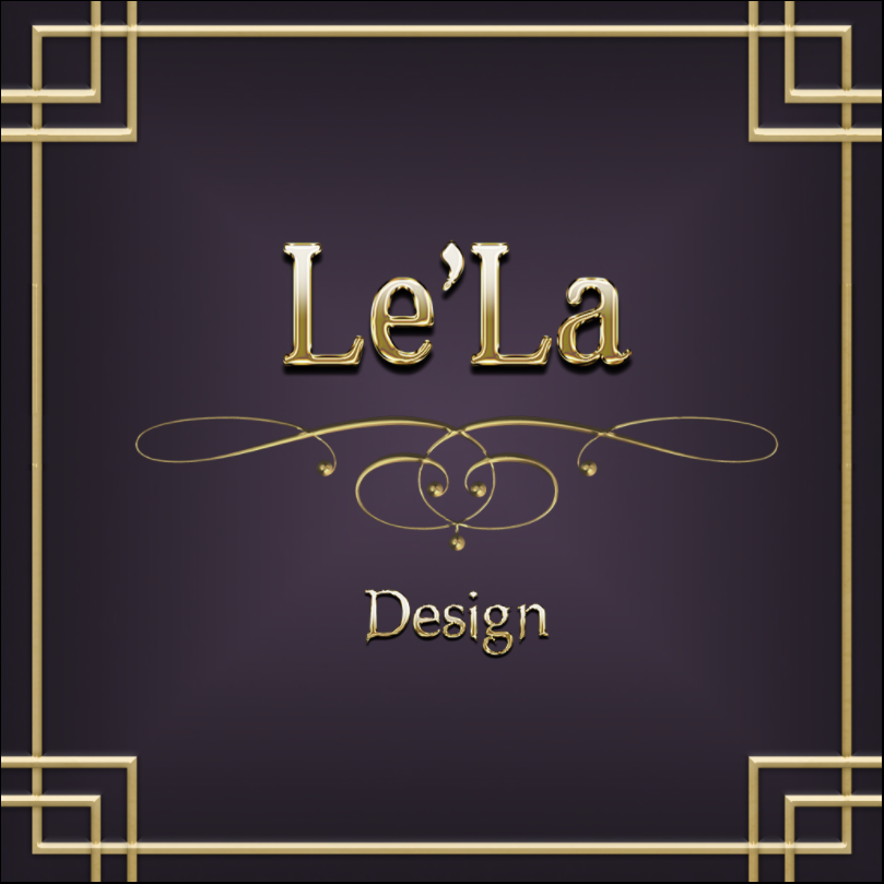 Blogger for {Le'La Designs}