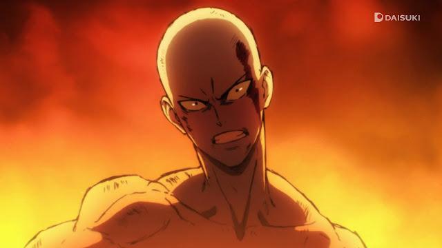ألحلقة 01 أنمي One Punch Man مترجمة