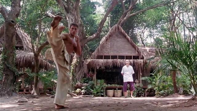 Jean-Claude Van Damme Kickboxer (1989)