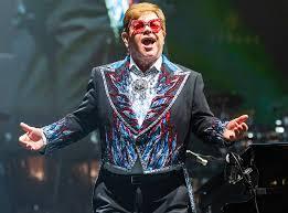 Elton John look