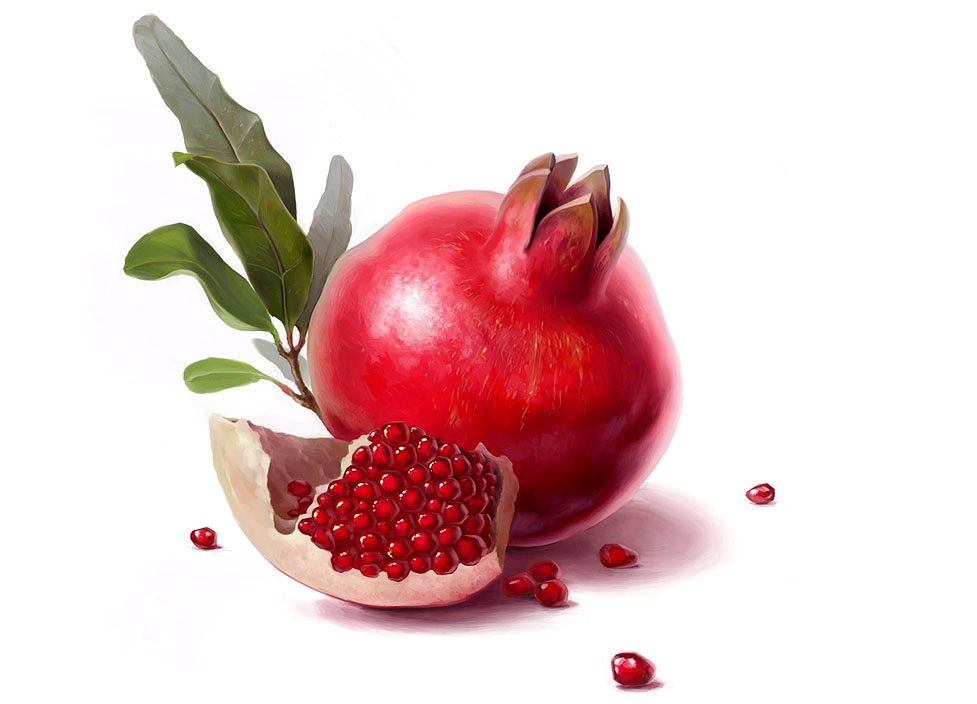 Top 9 Fresh And Beautiful Wallpapers Of Pomegranate In Hd