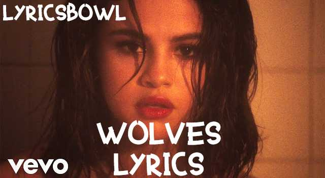 Wolves Lyrics | Selena Gomez & Marshmello | LyricsBowl