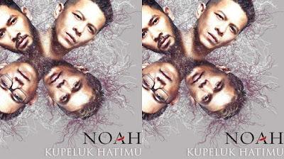 Kupeluk Hatimu Lirik - NOAH Lyric Version