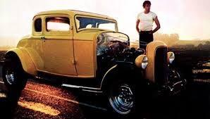 1932 Ford Coupe - American Graffiti
