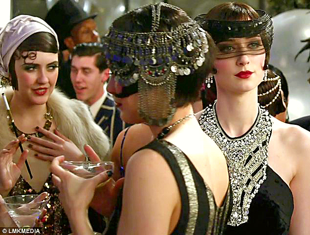 As I Said   : Fashion In Film: The Great Gatsby (2013)