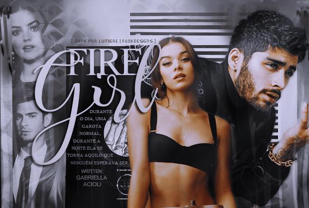 CF - Firegirl (Gabriella Acioli)