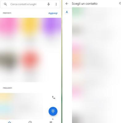 Contatti Google