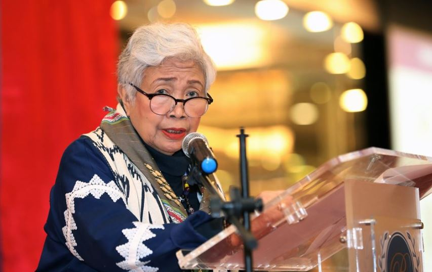Department of Education Secretary Leonor Magtolis Briones