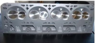 رأس المحرك cylinder head