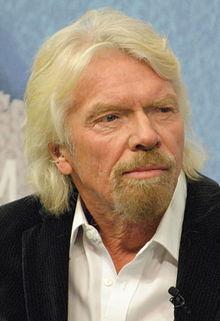Biografi  Dan Kisah Sukses Richard Branson