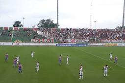 Itabaiana vence Fluminense de Feira, na primeira partida da terceira fase da Série D