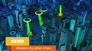 MOD Features of Simcity Buildit Apk