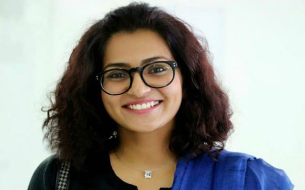 Actress Parvathy Thiruvoth against cab,Kochi, News, Politics, Actress, Twitter, Cinema, Rajya Sabha, Controversy, National