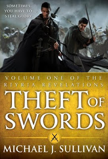 Theft of Swords on Sale for .99