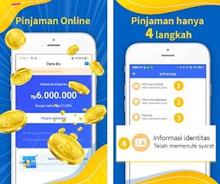 dana ku apk pinjaman online