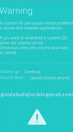 Cara Cepat Flash Firmware Samsung Galaxy A3 2016 SM-A310F,Ini Caranya. 4