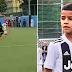 Cristiano Ronaldo Jr Scores Four Goals On His Debut For Juventus