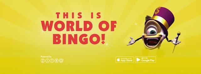 World of Bingo Free Credits - Daily Bonus