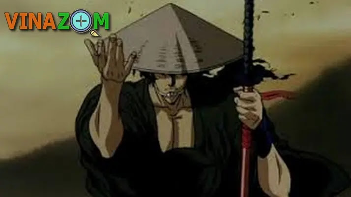 anime chết chóc máu me