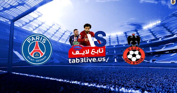 مشاهدة مباراة باريس سان جيرمان ونيس بث مباشر اليوم 2020/09/20 الدوري الفرنسي