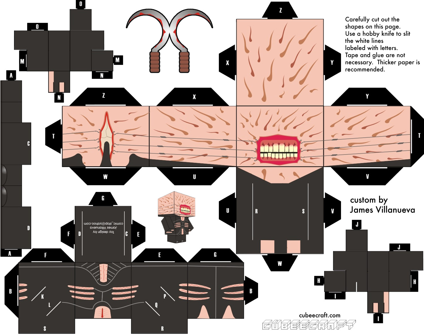 Dr. Theda's Crypt: A bit of Fun from Hellraiser and Cubee