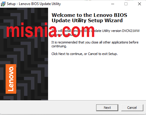 update bios firmware lenovo