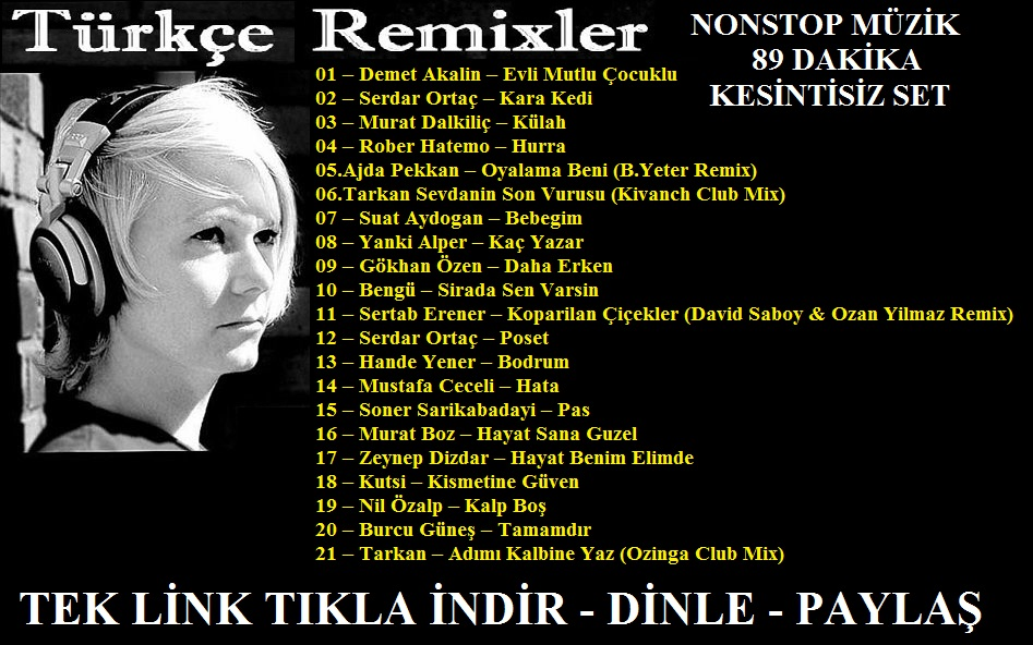 dj remix şarkılar indir