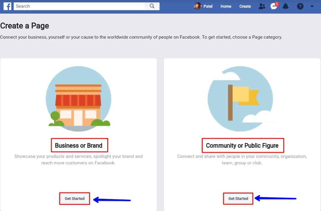 Facebook Pe Like Page Kaise Banaye