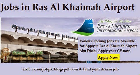 Latest Jobs In Ras Al Khaimah International Airport