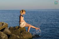 Краса біля моря Сосновий Берег сосновый красоты