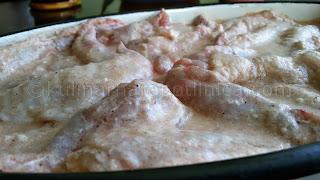 Рецепта за пържени пилешки крилца