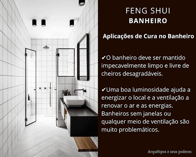 Banheiro e Feng Shui