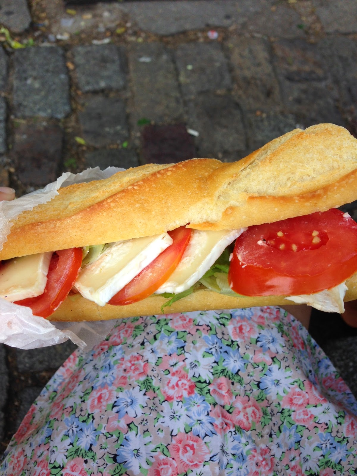 Milkshakes And Pattycakes: Adventures In Food: France