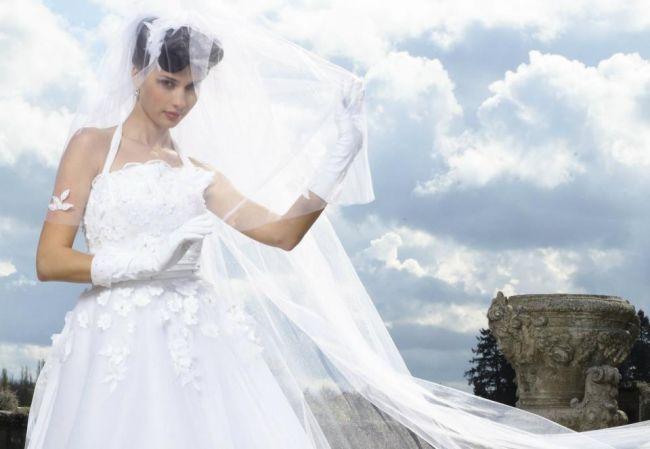 Guantes para novias ¡12 ideas increíbles!