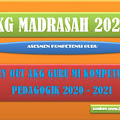 Try Out AKG Guru MI Kompetensi Pedagogik 2020 - 2021