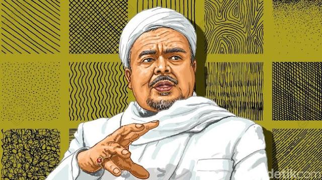 Kebingungan Moeldoko Soal Negosiasi Nasib HRS dengan Saudi