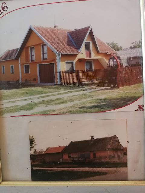 Нова модерна кућа у Сакулама на месту старе која је отишла у успомене