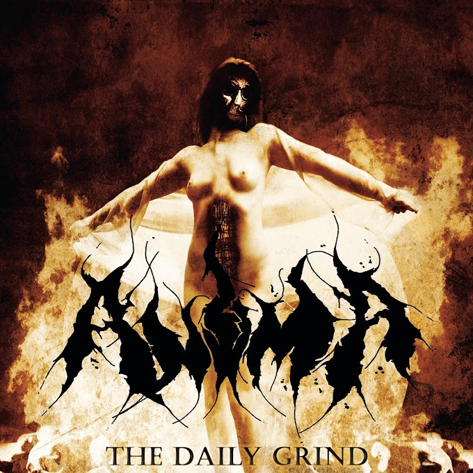 Anima - The Daily Grind CD 2008