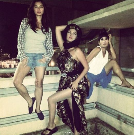 MUST SEE: The First Ever Photo Posted On Angel Locsin's Twitter Account