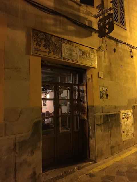 Lórien, bar com cervejas artesanais, Palma de Mallorca.