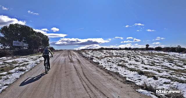 Ruta Mtb de Colmenar viejo al Cañón del río Guadalix