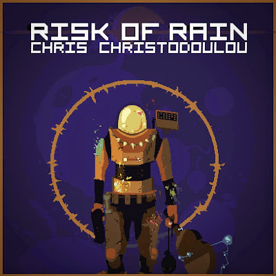 Risk of Rain Soundtrack Album Cover