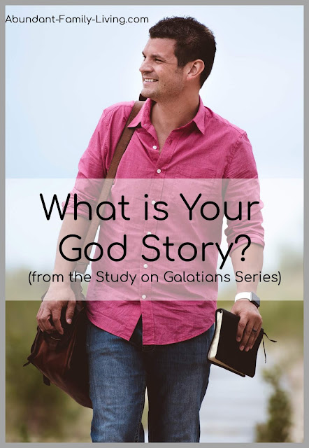 What is Your God Story?