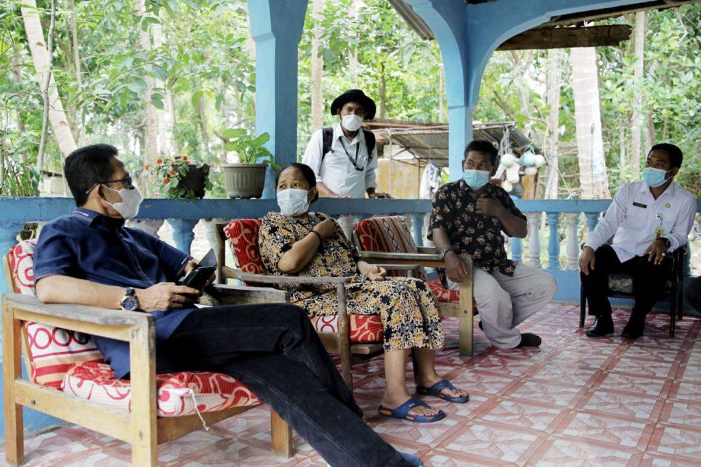Selain Menghadiri Musrenbang, Wakil Walikota Batam Juga Mengunjungi Rumah Warga Yang Akan Dijadikan Homestay