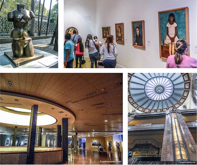 Atrações culturais da Cidade do México