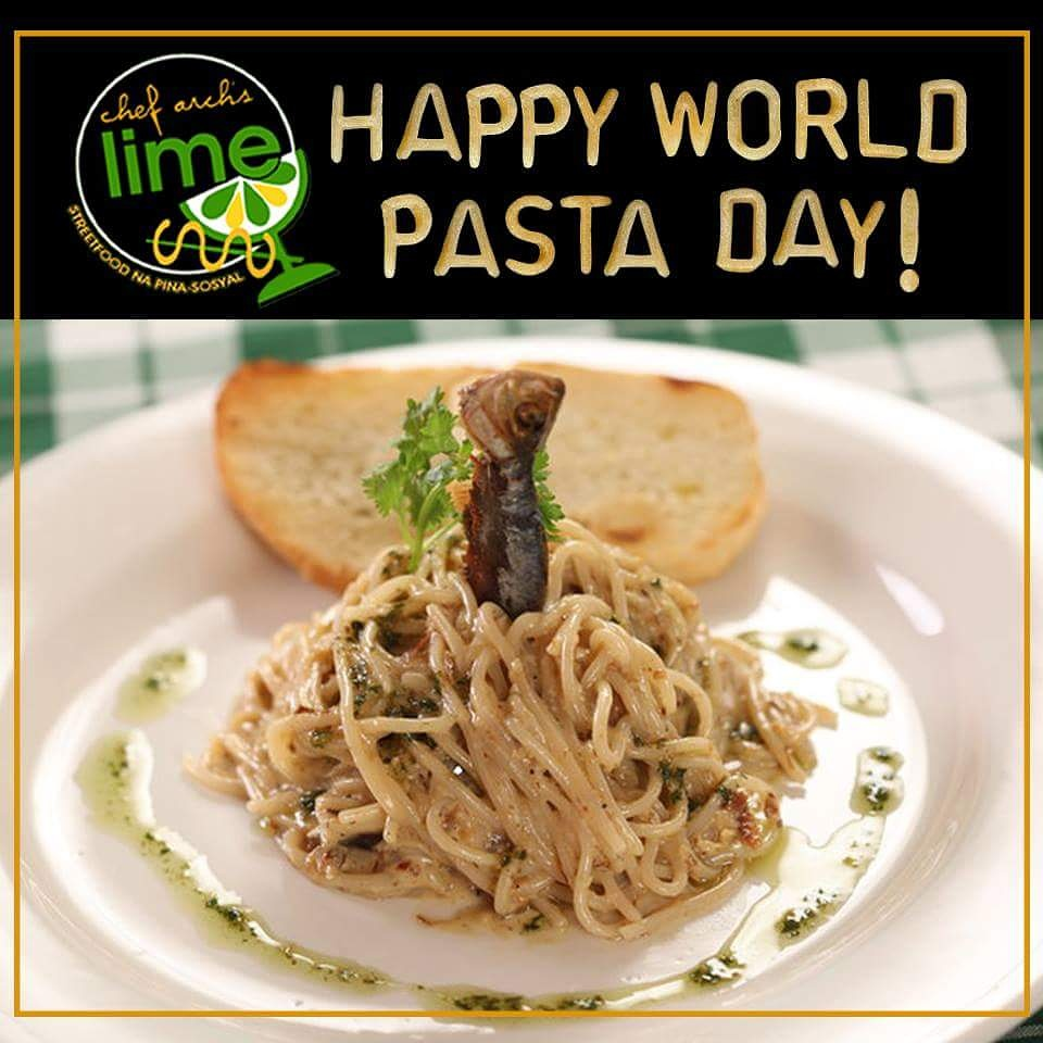 World Pasta Day Wishes for Instagram