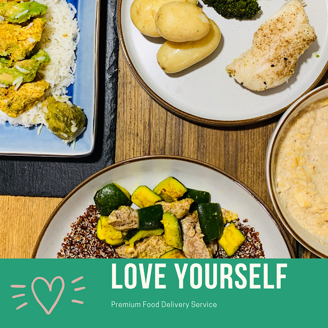 Love Yourself Meals