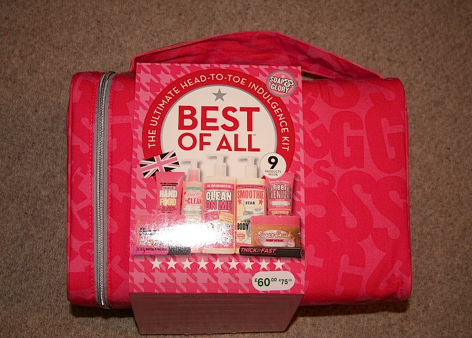 Soap & Glory The Best of All Bundle