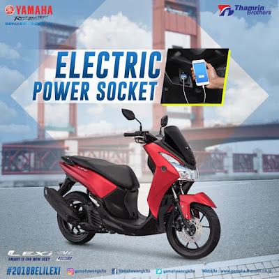 Electric Power Socket